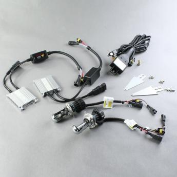 Bi-Xenon H4 set