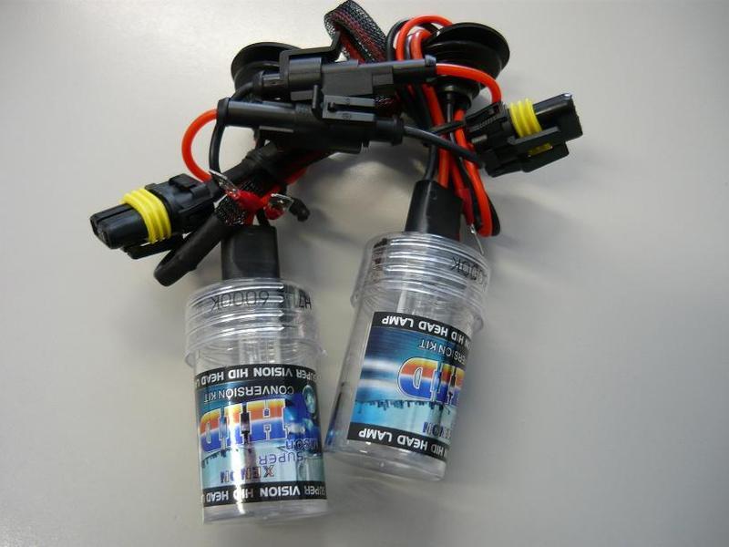 Xenon žarulje H1